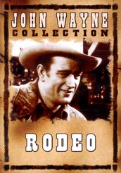 John Wayne Rodeo-Cover