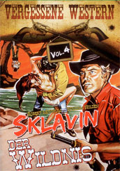 Sklavin der Wildnis-Cover