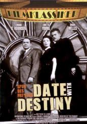 Spur des Fremden – Date with Destiny-Cover