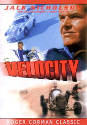 Velocity – The Wild Ride-Cover