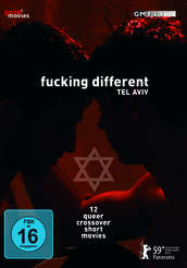 Fucking different Tel Aviv (OmU)-Cover