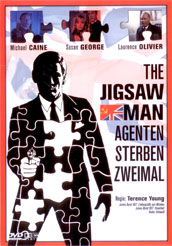 The Jigsaw Man – Agenten sterben zweimal-Cover