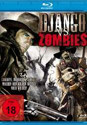 Django vs Zombies-Cover