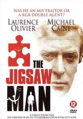 The Jigsaw Man (OV)-Cover