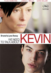 We need to talk about Kevin (Tilda Swinton)-Cover