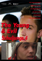 Schuljungs 4 – The Young & Evil (OmU)-Cover