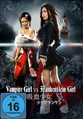 Vampire Girl vs. Frankenstein Girl-Cover