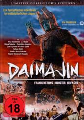 Daimajin – Frankensteins Monster erwacht-Cover