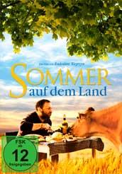 Sommer auf dem Land-Cover