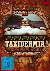 Taxidermia – Friss oder stirb-Cover