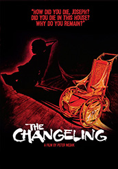 Das Grauen – The Changeling-Cover