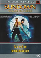 Sundown – Der Rückzug der Vampire-Cover