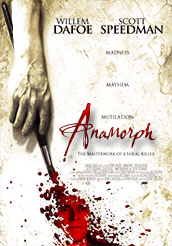 Anamorph – Die Kunst zu töten-Cover