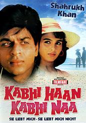 Kabhi Haan Kabhi Naa – Sie liebt mich, sie liebt mich nicht-Cover