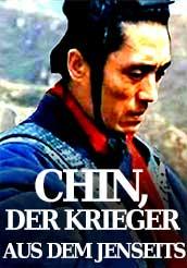 Chin, der Krieger aus dem Jenseits-Cover