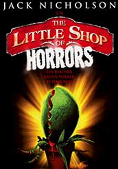 The Little Shop of Horrors – Kleiner Laden voller Schrecken (HD)-Cover