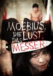 Moebius, die Lust, das Messer-Cover
